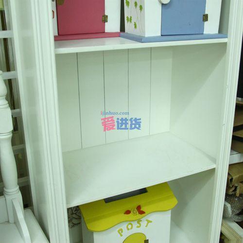 白色边柜 展示柜 储物柜