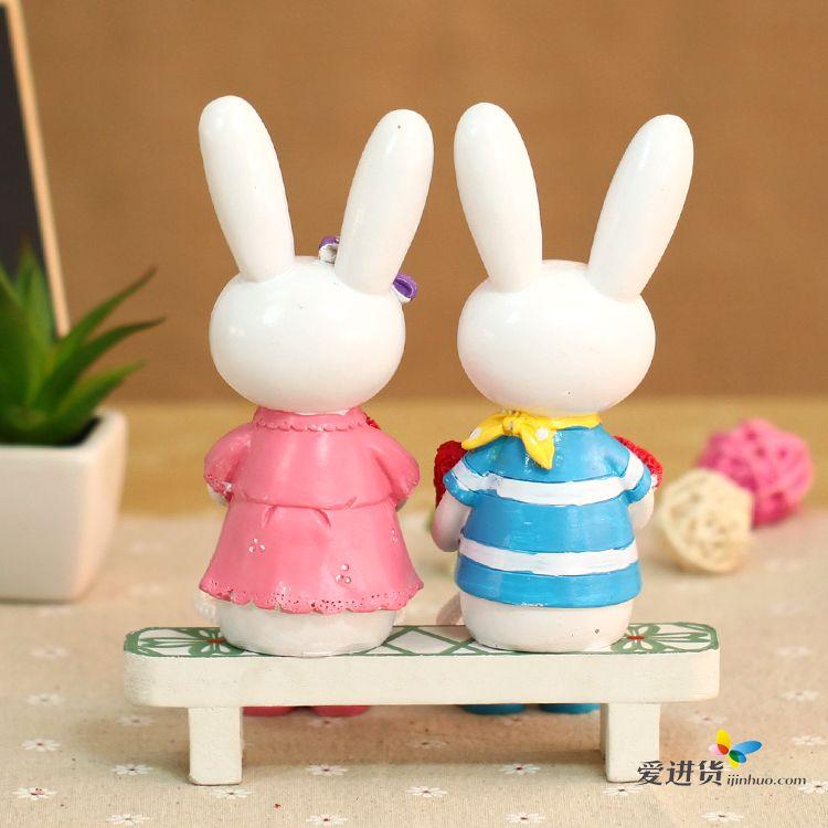 纸盒做兔子步骤图片